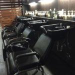 Riverside Plaza - Shampoo Bowls
