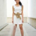 Karen Allen Model - Brunette