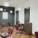 Karen Allen Riverside Plaza Location- Salon Floor