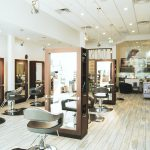 Karen Allen Temecula Location -Entire Salon Floor