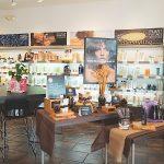 Karen Allen Riverside Plaza Location- Products