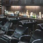 Karen Allen Riverside Plaza Location- Shampoo Bowls